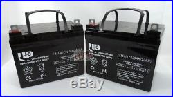 U1 Batteries Electric Wheelchair Scooter Pair 2 NEW