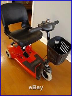 USED- REDUCED to $450 Rascal #336 2 NEW BATTERIES scooter, excellent condition