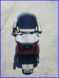 Used Pride Jazzy Select Electric Wheelchair With New Batteries And New Charger