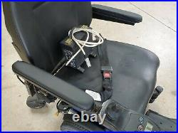 Wheelchair Pride Quantum Edge HD with charger and recently replaced batteries