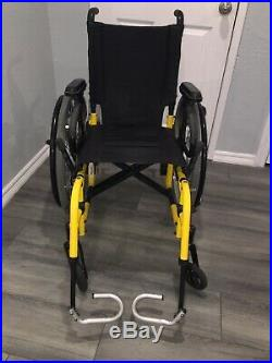 XTENDER power-assist wheelchair, Quickie-2 With Battery & Chargers Used