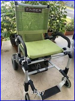 Zinger Battery Operated Chair Preowned